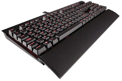 Corsair K70 Lux (Cherry MX Red)