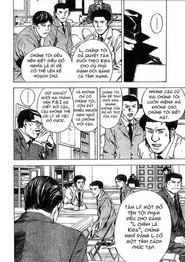 Death Note chapter 010 trang 11