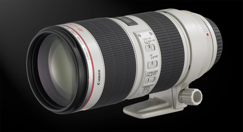 Canon EF 70-200mm f/2.8L Lens