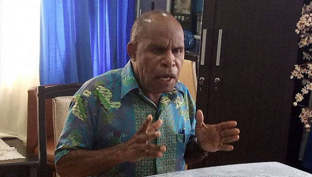 DPR Papua Sudah Tak Lagi Respek Dorong RUU Otsus Plus