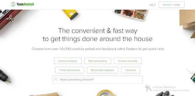 Tasks,Make Money ,TaskRabbit