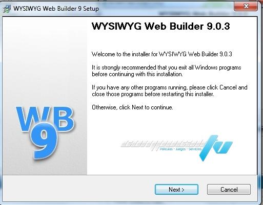WYSIWYG Web Builder Español