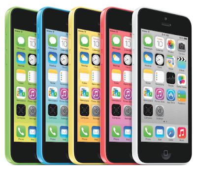 Điện thoại iPhone 5c chính hãng