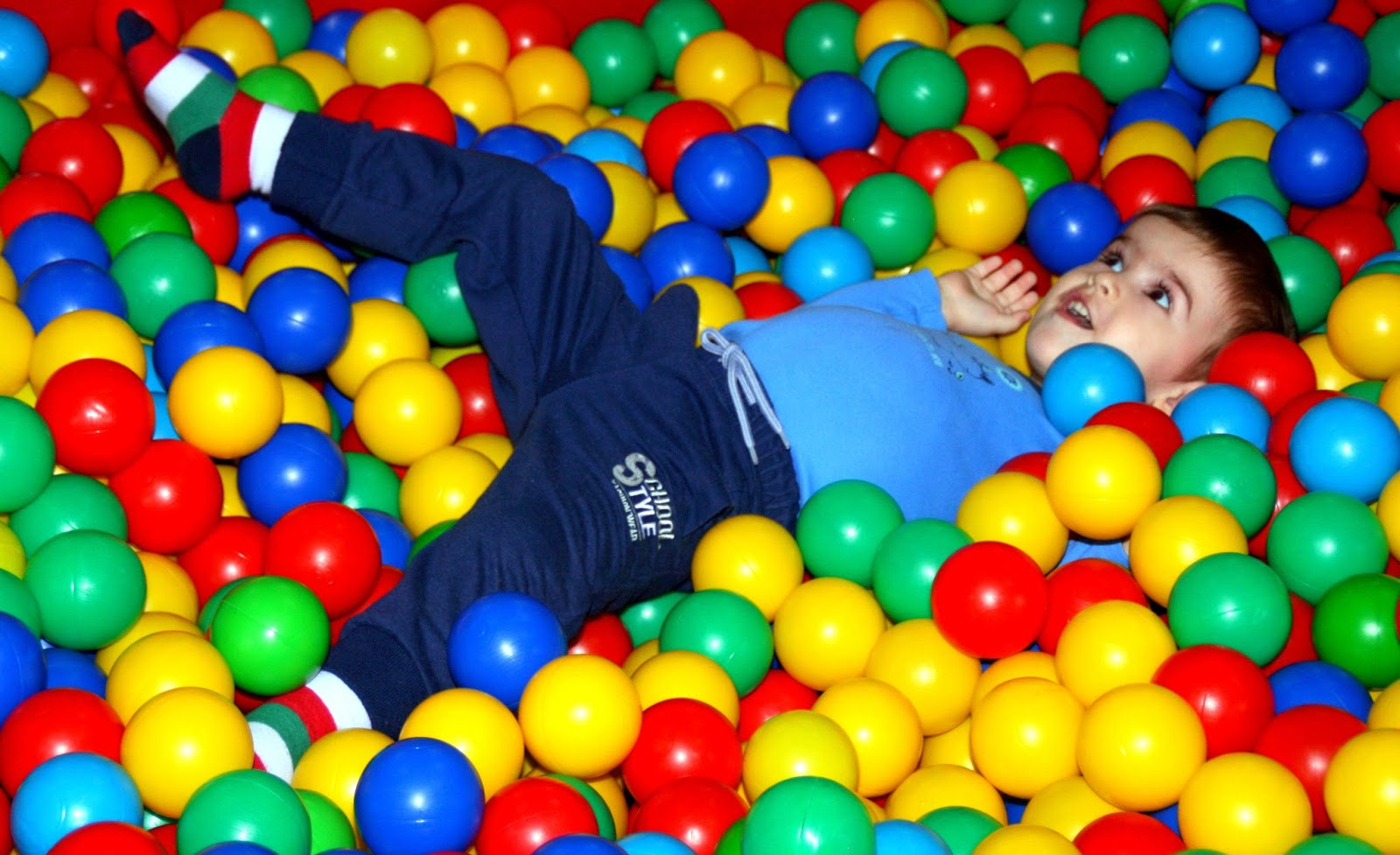 It's School Holiday Time – Will You Avoid The Grimness Of Soft Play?
