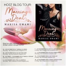 BLOG TOUR & GIVEAWAY #MARRIAGEDEAL