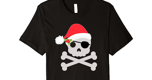Fun Pirate T-Shirts for All Year