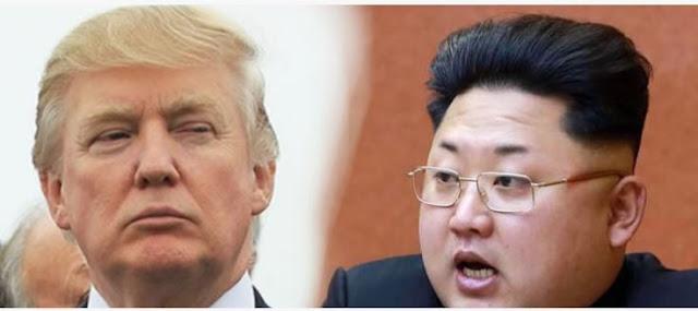 #North Korea warns US sceptics as Kim heads for summit with Trump