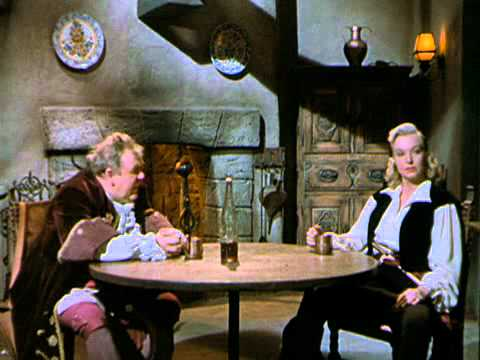 Abbott and Costello Meet Captain Kidd movieloversreviews.filminspector.com Charles Laughton Hillary Brooke