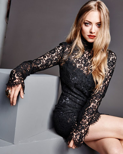 amanda seyfried sexy photo shoot for madame figaro magazine