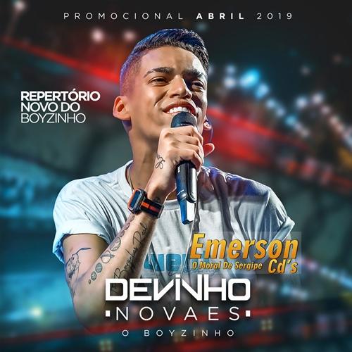 Devinho Novaes - CD Abril 2019