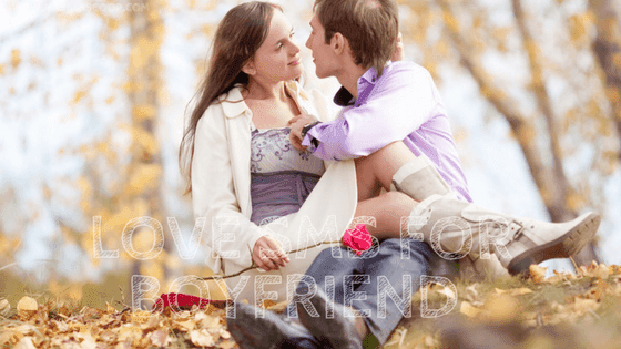 Best Love Sms Collections For Boyfriend.