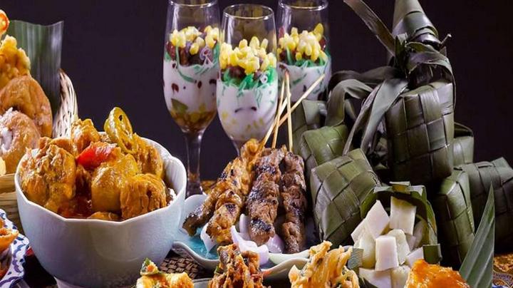 Baucer Buffet Ramadan Menerusi Lazada