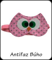 Antifaz Búho