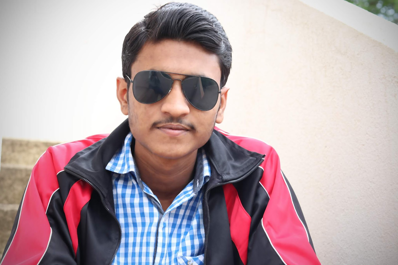 Outdoor Photo Shoot of Shrikant R G - RCs Clicks