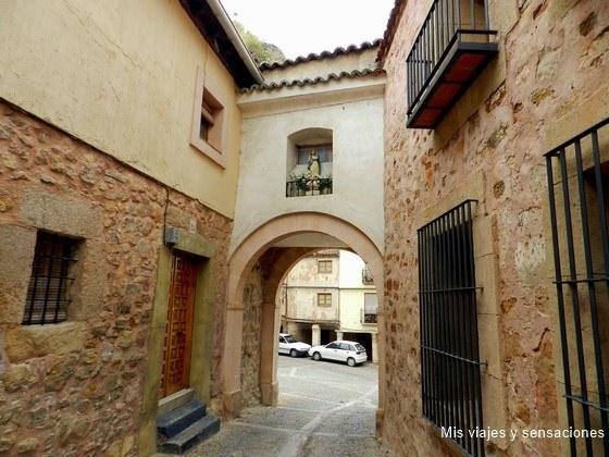 La puerta del hierro, sigüenza, Castilla la Mancha