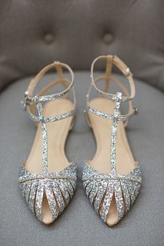 Fancy Flats For Wedding