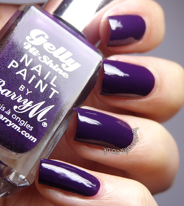 Barry M Gelly Plum