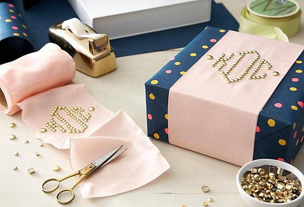 hediye paketi nasıl süslenebilir