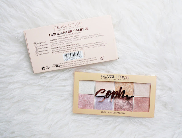 boozyshop-make-up-beauty-webshop-unboxing-review-city-color-foundation-embryolisse-creme-wet-n-wild-pressed-powder-poeder-light-medium-makeup-revolution-soph-highlighter-palette-baking-powder-lace-freedom-blush-5-beyond-ervaringen-highlighter-kwast-brush