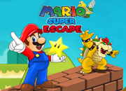 Mario Super Escape