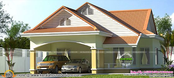 2067 sq-ft 3 bedroom bungalow