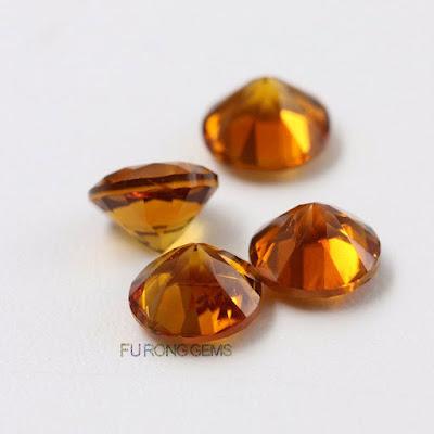 Natural-citrine-yellow-Round-5mm-Gemstones-Supplier