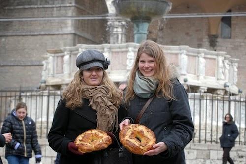 Torcolo di S. Costanzo di Perugia: la vera ricetta