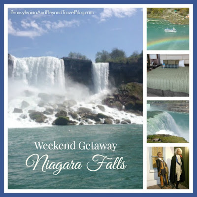 A Romantic Weekend Getaway to Niagara Falls