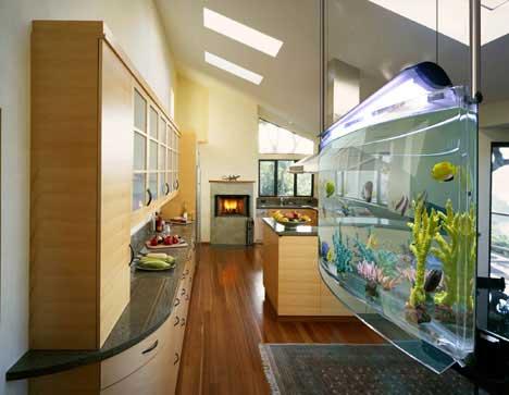 Fish bedroom decor bedroom for Fish house interior designs