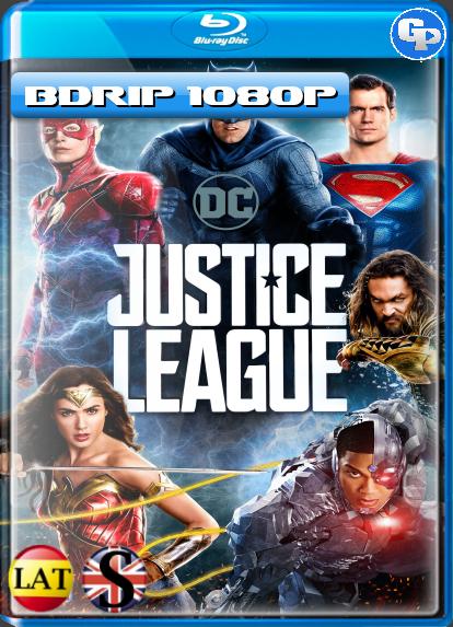 Liga de la Justicia (2017) BDRIP 1080P LATINO/INGLES