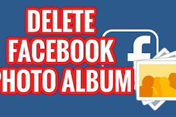 How to Delete Photo Albums From Facebook 2019