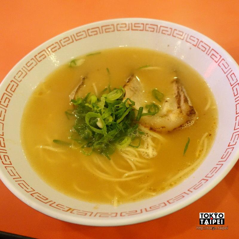 【金龍拉麵】大阪拉麵老店 3種免費小菜讓平凡拉麵層次變豐富