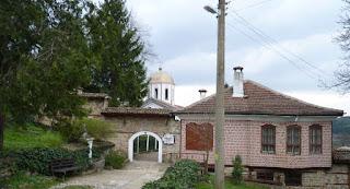 Monasterio de San Nicolai, Arbanasi.