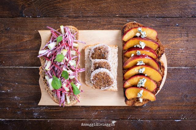 Open Sandwich o Smørrebrød