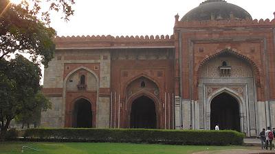 Old Fort Delhi India 925