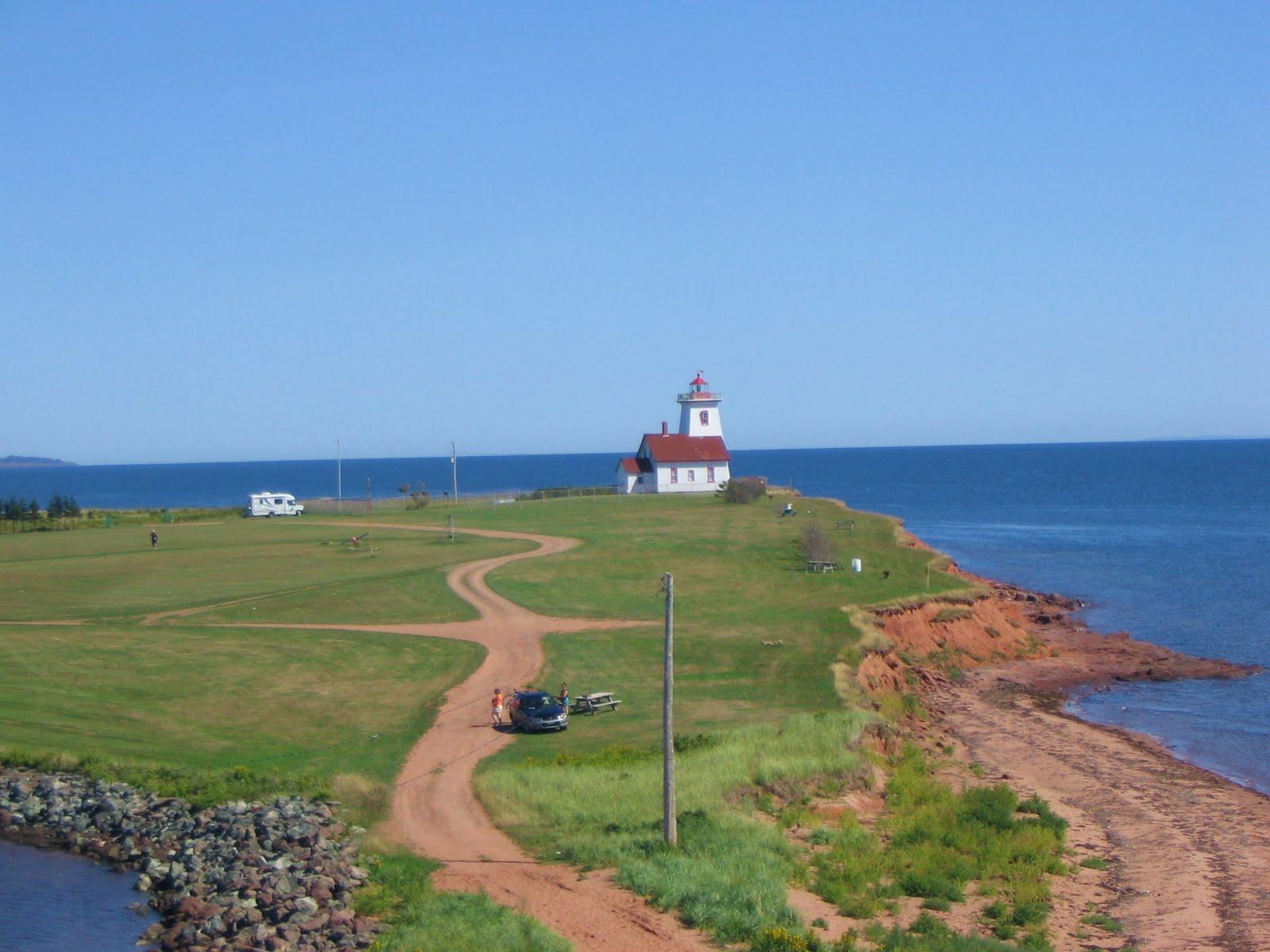 Glen St Mary Prince Edward Island Canada
