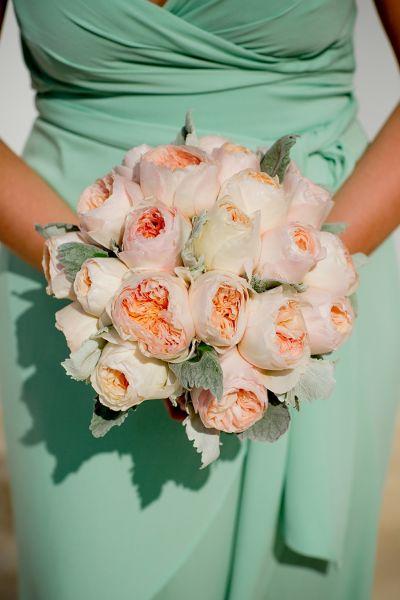 ramos de novia sencillos y originales