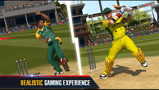 Gameloft cricket game