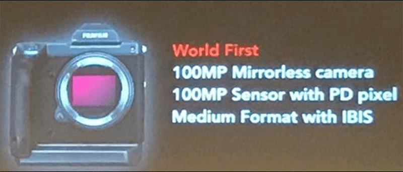 Photokina 2018: Fujifilm announces two new Medium format cameras, one with  with 100MP IBIS!