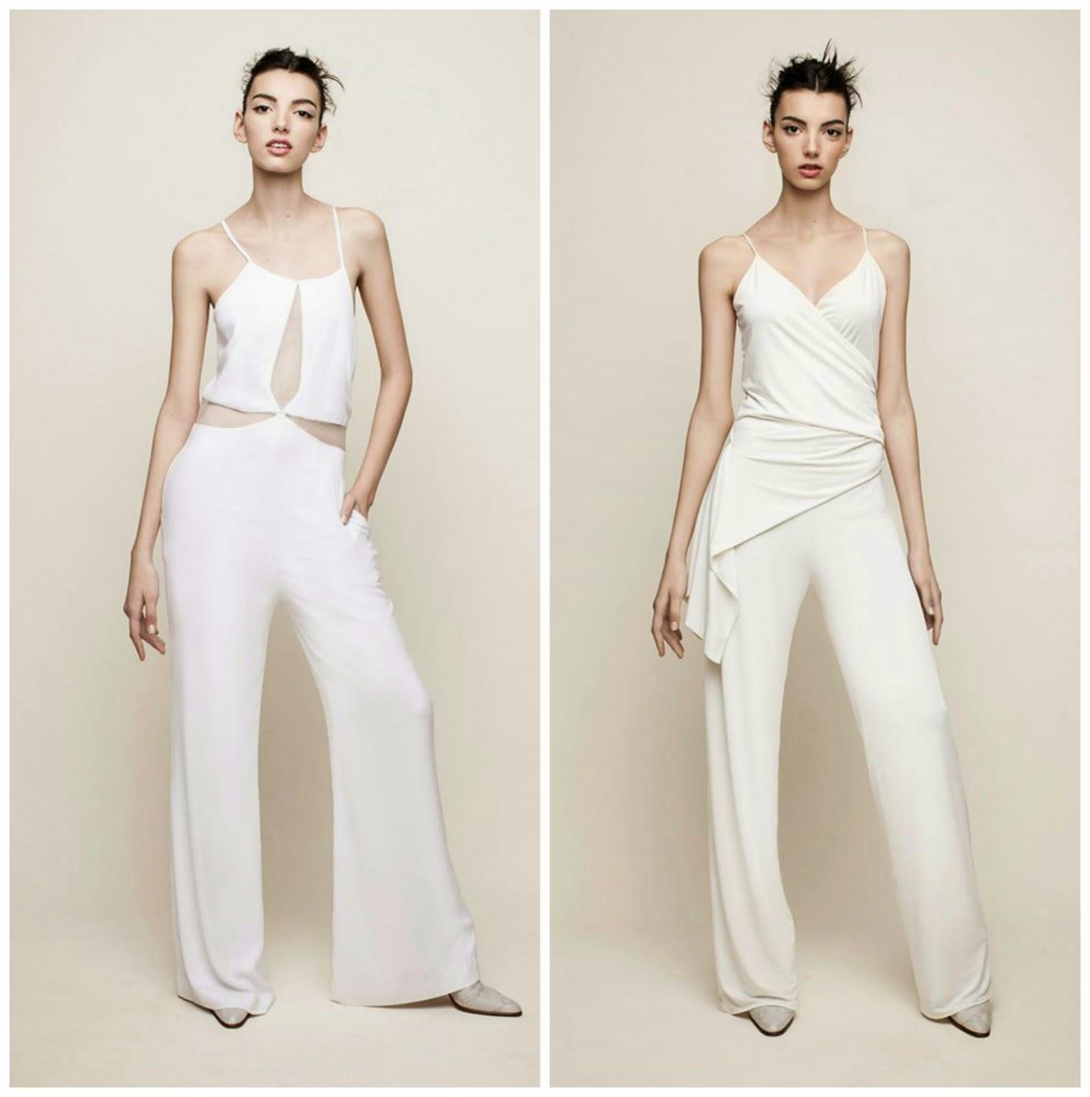 Vestidos para una fiesta de blanco