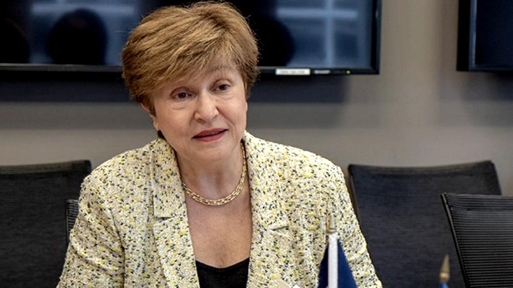 Georgieva, sobre la Argentina: Veo un Gobierno que quiere hacer lo correcto para su pueblo