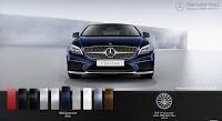 Mercedes CLS 400 2016 màu Xanh Cavansite 890