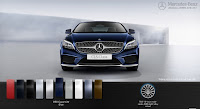 Mercedes CLS 400 2019 màu Xanh Cavansite 890
