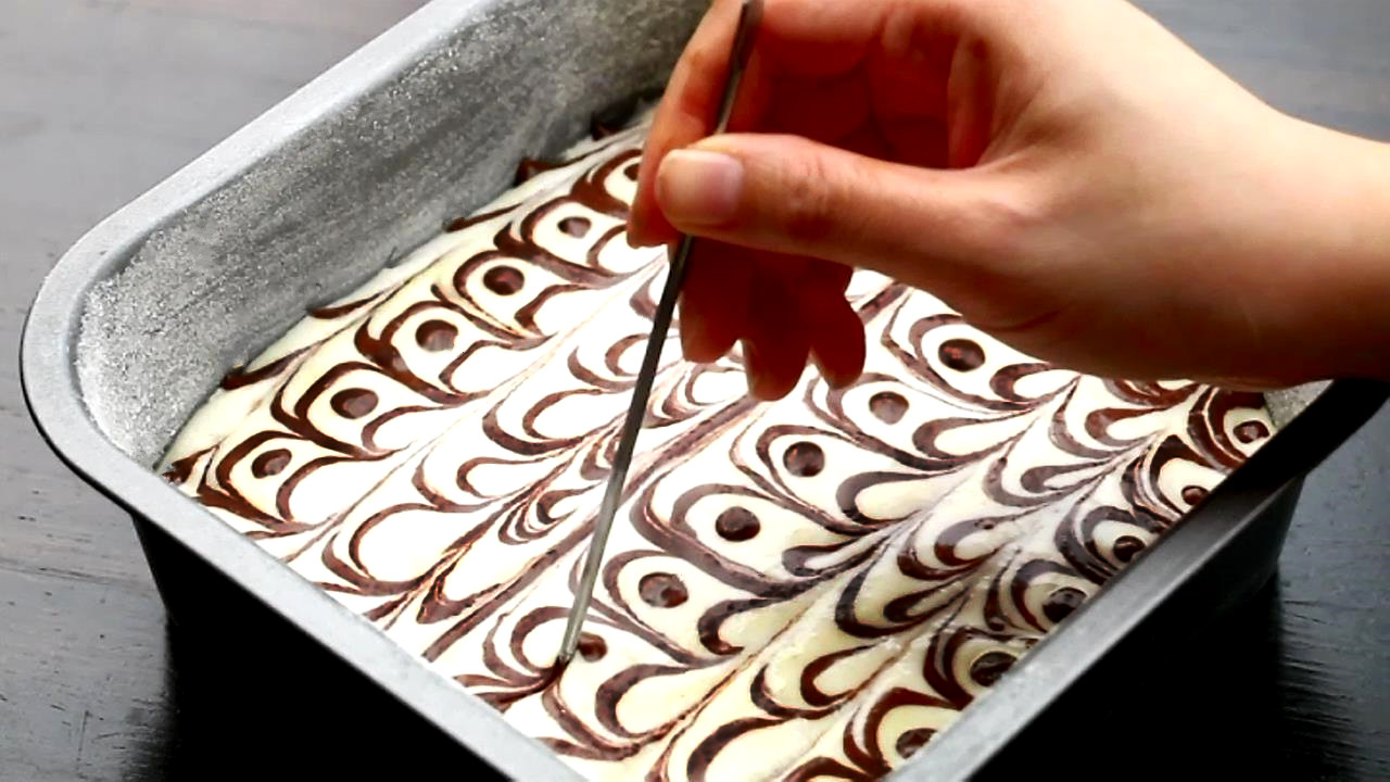 Josephine S Recipes How To Make Chocolate Swirl Cupcakes Cotton
