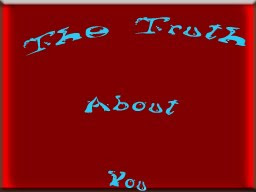 the-truth-about-you