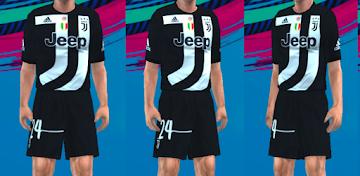 c099ddc9e Juventus Digital 4th Kits PES PSP (PPSSPP)