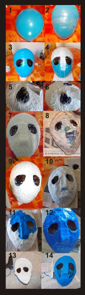 Como Hacer Una Mascara Manualidades Forja Ideas