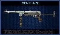 MP40 Silver