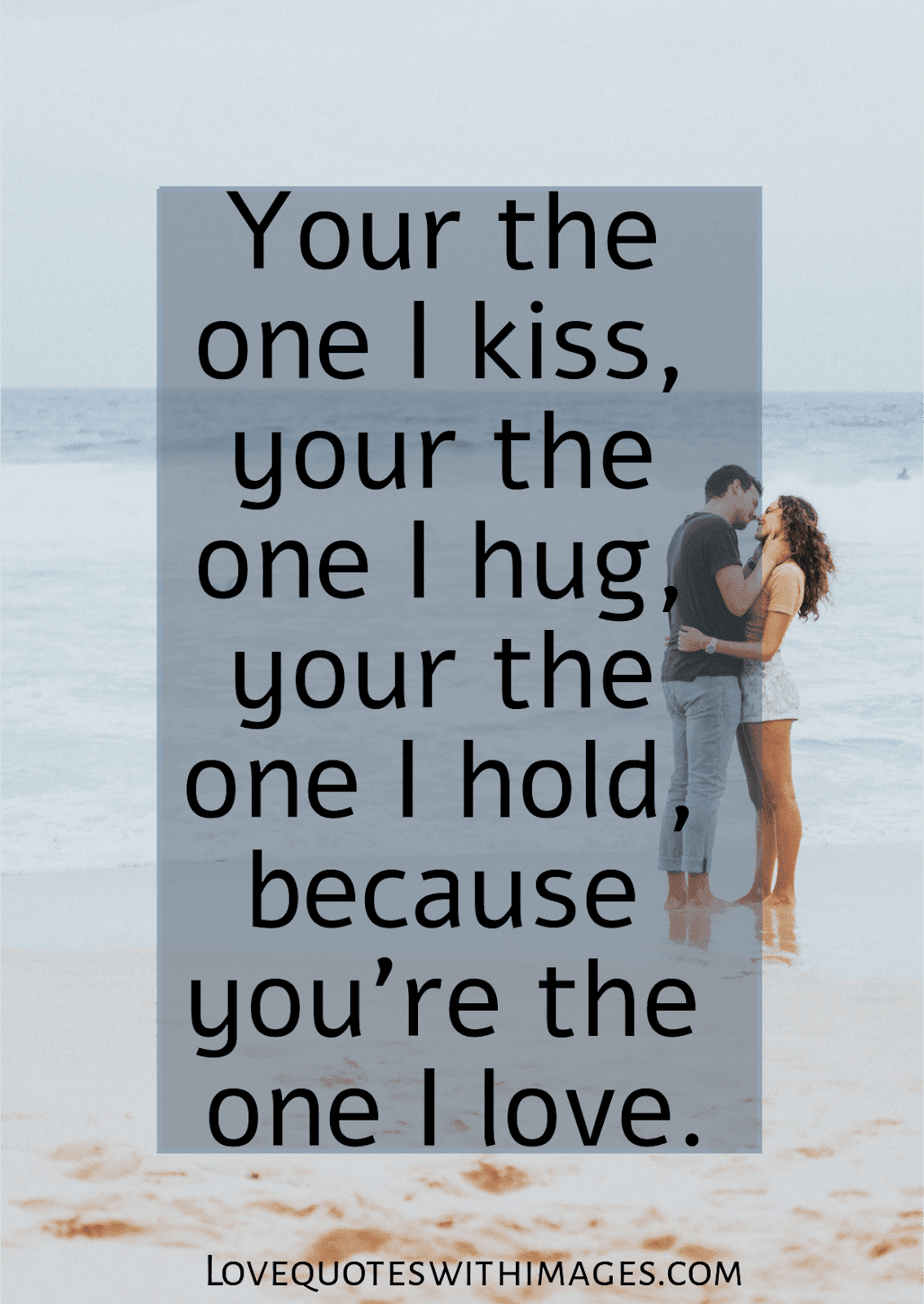 Love Kiss Quote