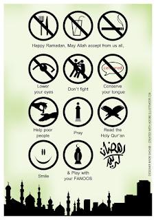 Gambar Ucapan Sahur Buka Puasa Ramadhan 2017 Buat Pacar
